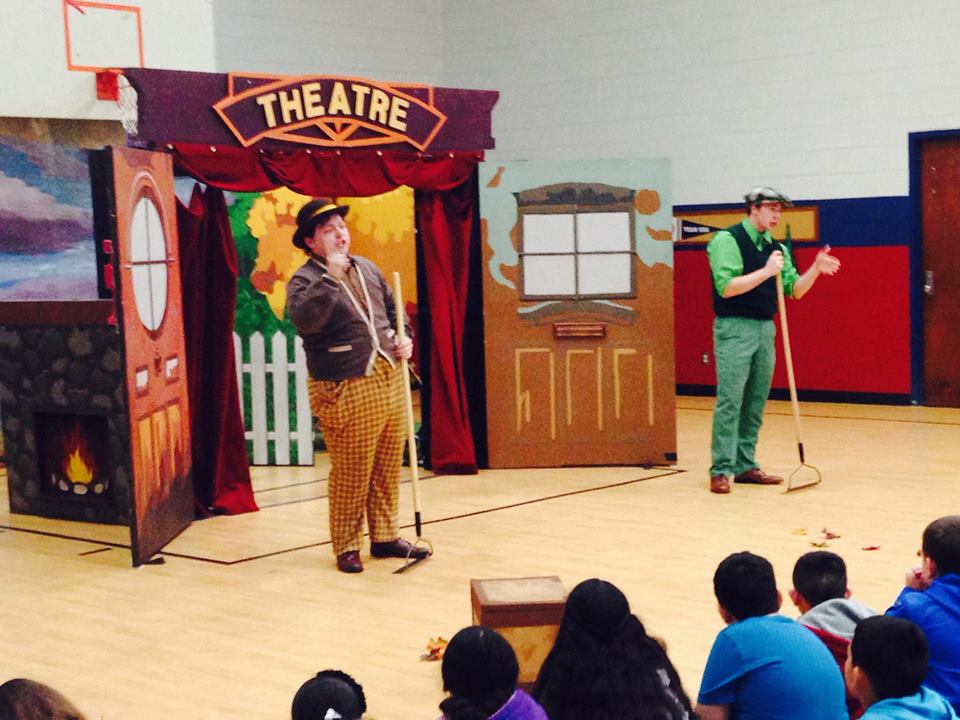 Frog & Toad - NCTYP Tour